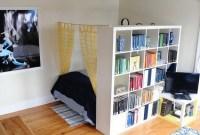 Brilliant Bookshelf Design Ideas For Small Space You Will Love 37