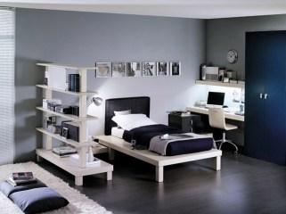 Brilliant Bookshelf Design Ideas For Small Space You Will Love 38