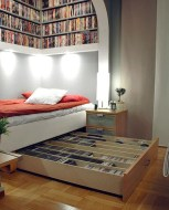 Brilliant Bookshelf Design Ideas For Small Space You Will Love 42