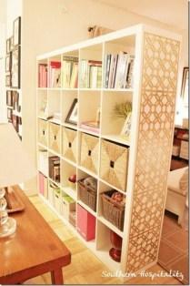 Brilliant Bookshelf Design Ideas For Small Space You Will Love 51