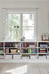 Brilliant Bookshelf Design Ideas For Small Space You Will Love 52