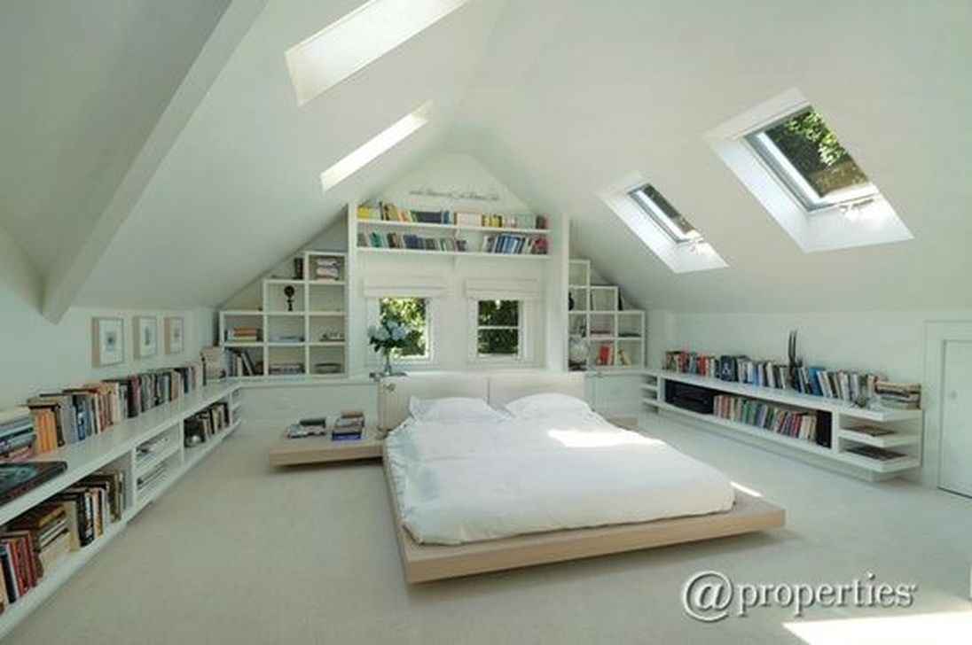 Brilliant Bookshelf Design Ideas For Small Space You Will Love 55