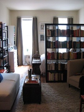 Brilliant Bookshelf Design Ideas For Small Space You Will Love 59