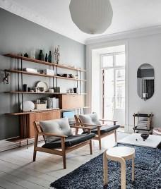 Cozy Scandinavian Interior Design Ideas For Your Apartment 02