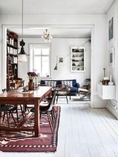 Cozy Scandinavian Interior Design Ideas For Your Apartment 30