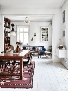 Cozy Scandinavian Interior Design Ideas For Your Apartment 30