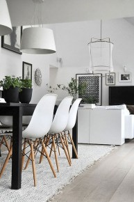 Cozy Scandinavian Interior Design Ideas For Your Apartment 64