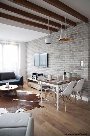 Cozy Scandinavian Interior Design Ideas For Your Apartment 88