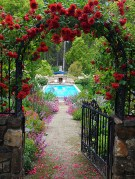 Cozy And Relaxing Country Garden Decoration Ideas You Will Totally Love 45