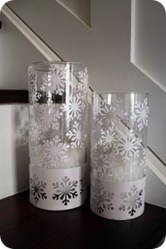 Creative DIY Christmas Candle Holders Ideas To Makes Your Room More Cheerful 46