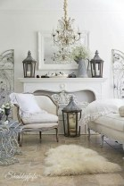 Creative DIY Shabby Chic Decoration Ideas For Your Living Room 16