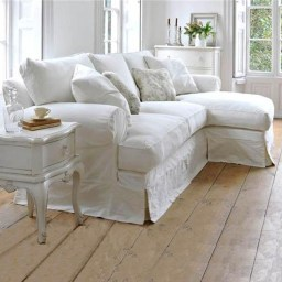 Creative DIY Shabby Chic Decoration Ideas For Your Living Room 58