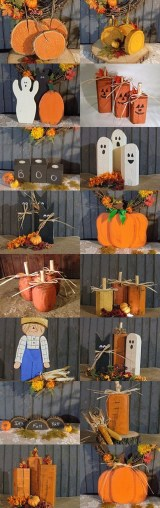 Creepy But Creative DIY Halloween Outdoor Decoration Ideas 25