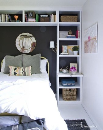 Cute Boys Bedroom Design Ideas For Small Space 15