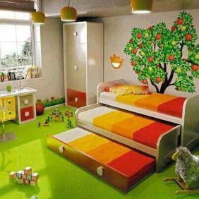 Cute Boys Bedroom Design Ideas For Small Space 34