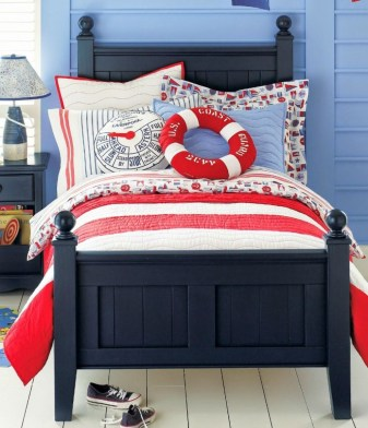Cute Boys Bedroom Design Ideas For Small Space 48