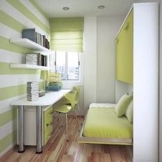 Cute Boys Bedroom Design Ideas For Small Space 62