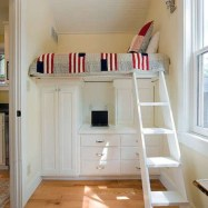 Cute Boys Bedroom Design Ideas For Small Space 70