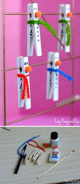 Cute Christmas Decoration Ideas Your Kids Will Totally Love 36
