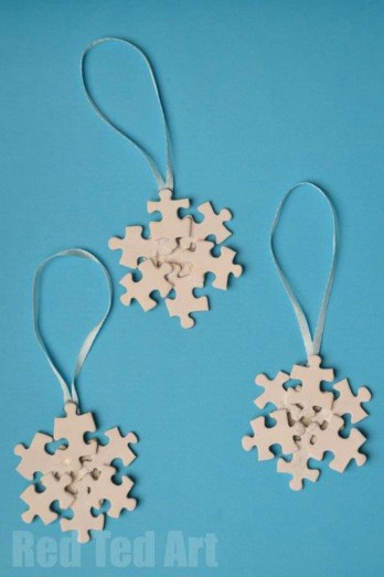 Cute Christmas Decoration Ideas Your Kids Will Totally Love 41