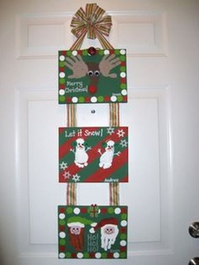 Cute Christmas Decoration Ideas Your Kids Will Totally Love 43