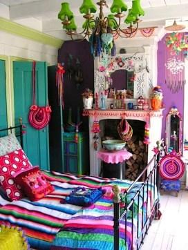 Elegant Teenage Girls Bedroom Decoration Ideas 08