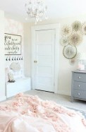 Elegant Teenage Girls Bedroom Decoration Ideas 13