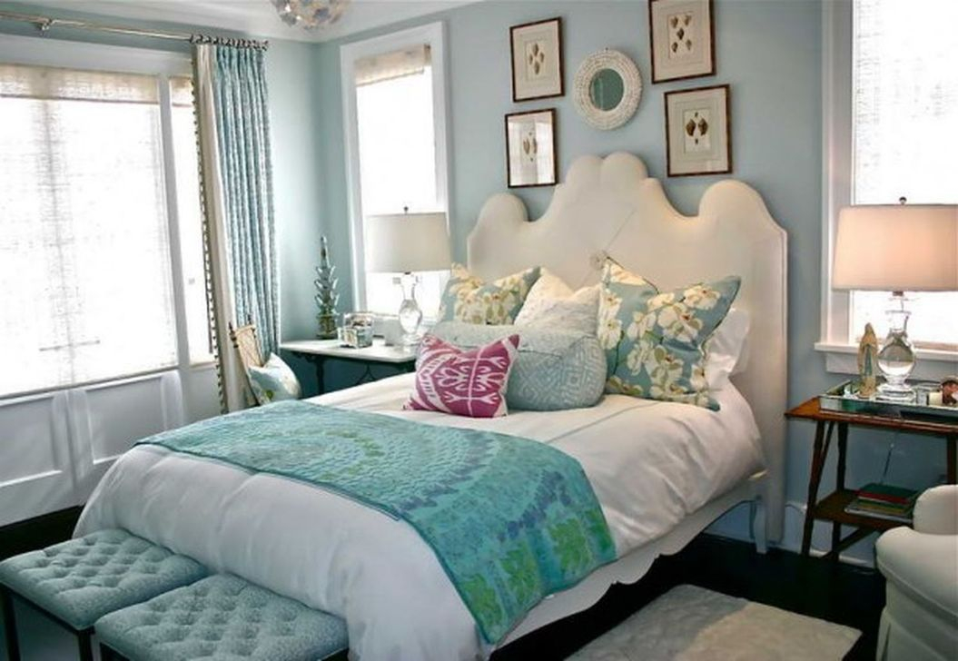 Elegant Teenage Girls Bedroom Decoration Ideas 16