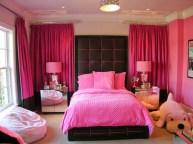 Elegant Teenage Girls Bedroom Decoration Ideas 18