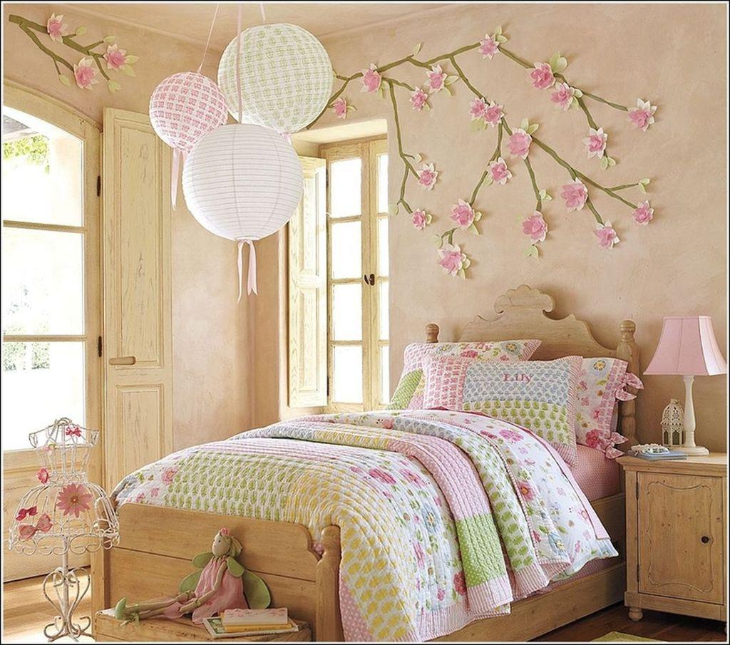 Elegant Teenage Girls Bedroom Decoration Ideas 36