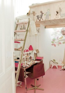 Elegant Teenage Girls Bedroom Decoration Ideas 38