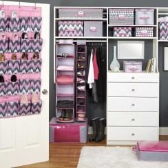 Elegant Teenage Girls Bedroom Decoration Ideas 69