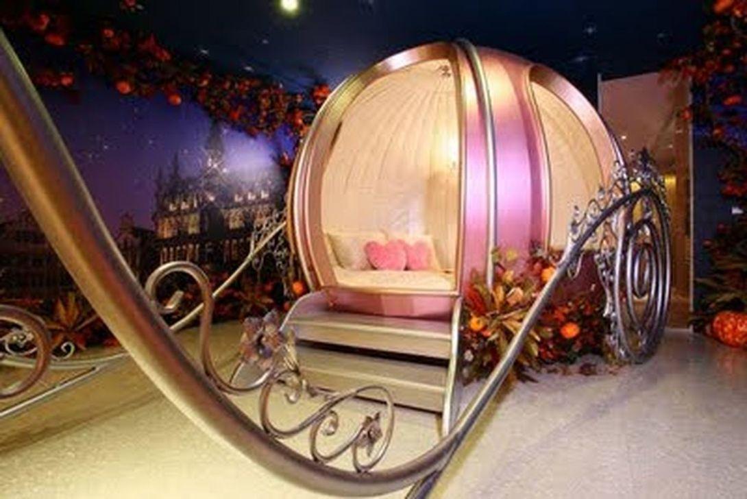 Elegant Teenage Girls Bedroom Decoration Ideas 79