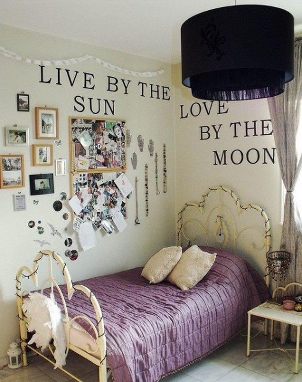 Elegant Teenage Girls Bedroom Decoration Ideas 82