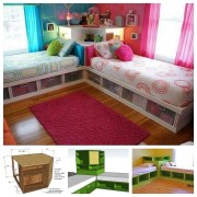 Elegant Teenage Girls Bedroom Decoration Ideas 84