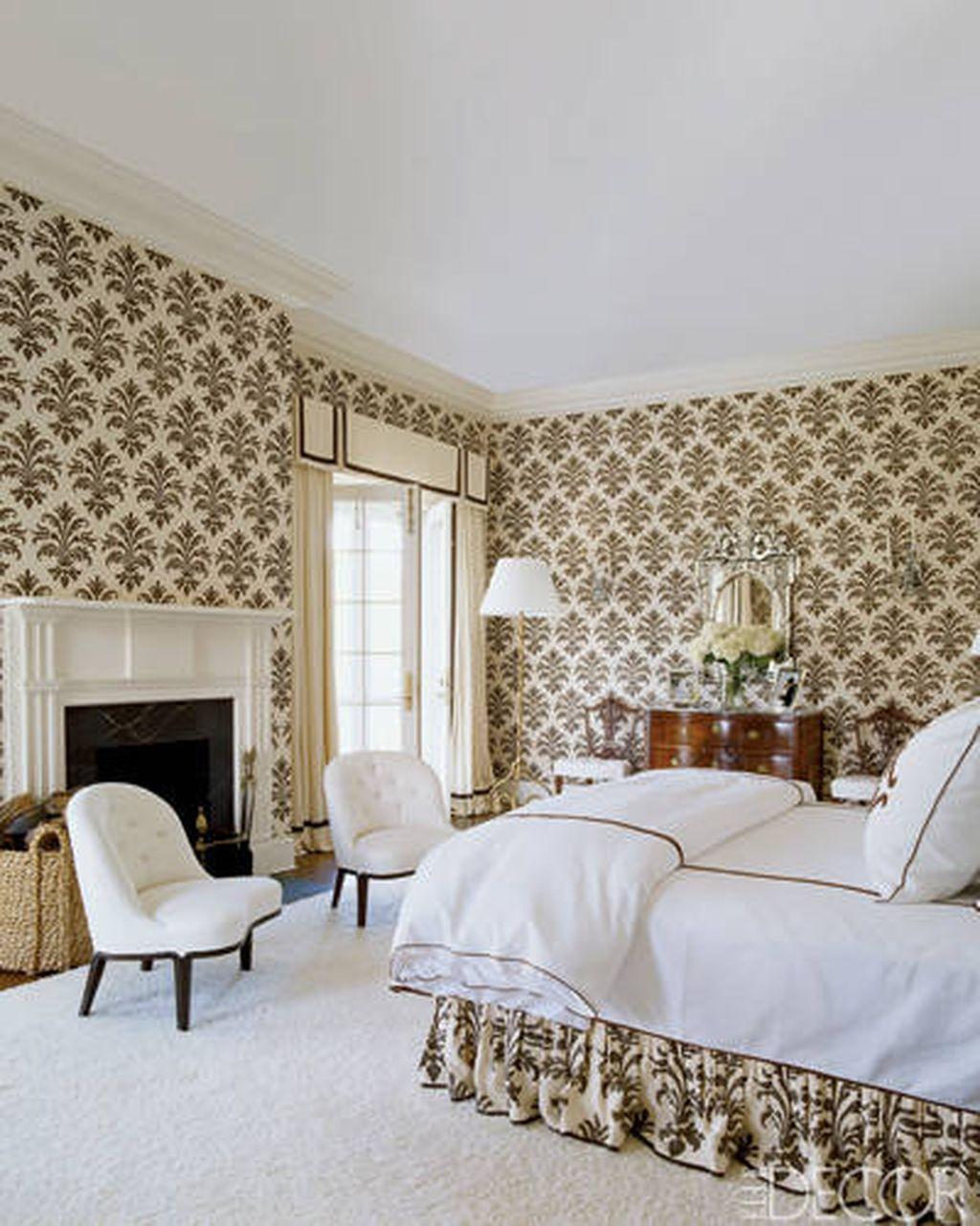 Gorgeous Vintage Master Bedroom Decoration Ideas 03