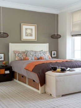 Gorgeous Vintage Master Bedroom Decoration Ideas 07