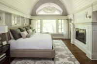 Gorgeous Vintage Master Bedroom Decoration Ideas 11