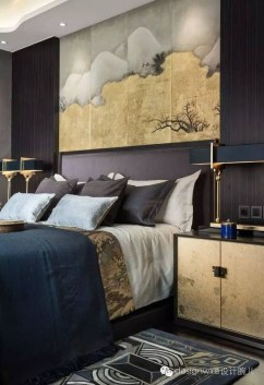 Gorgeous Vintage Master Bedroom Decoration Ideas 49