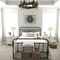 Gorgeous Vintage Master Bedroom Decoration Ideas 68