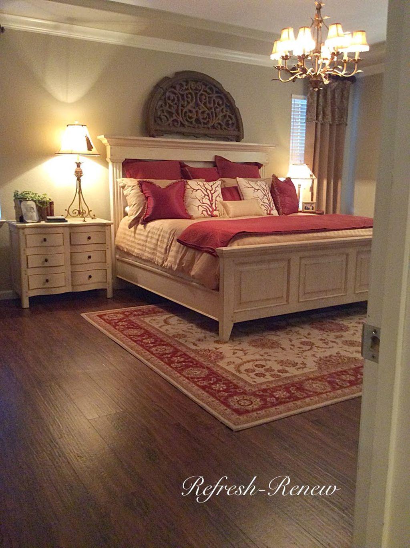Gorgeous Vintage Master Bedroom Decoration Ideas 89