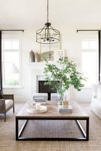 Incredible Industrial Farmhouse Coffee Table Ideas 30