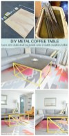 Incredible Industrial Farmhouse Coffee Table Ideas 36