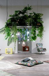 Inspiring Indoor Plans Garden Ideas To Makes Your Home More Cozier 46