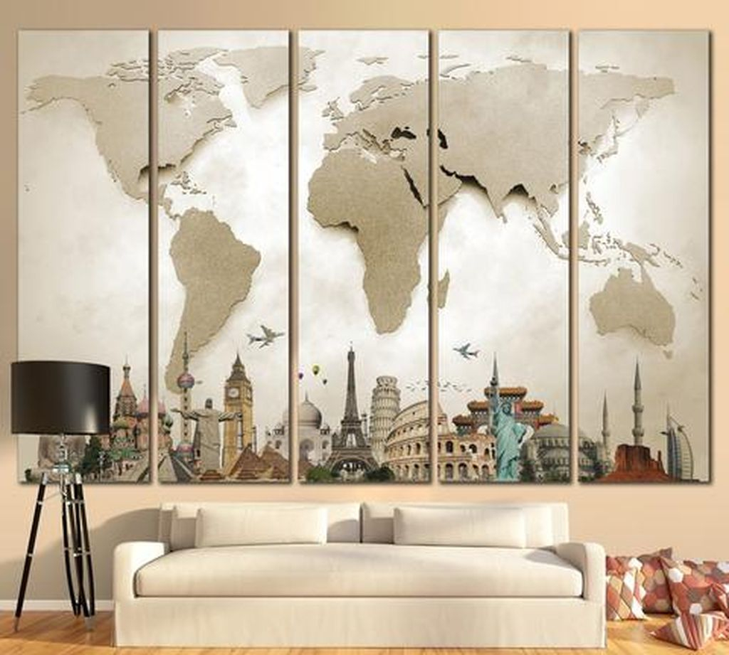 Inspiring Modern Wall Art Decoration Ideas 18