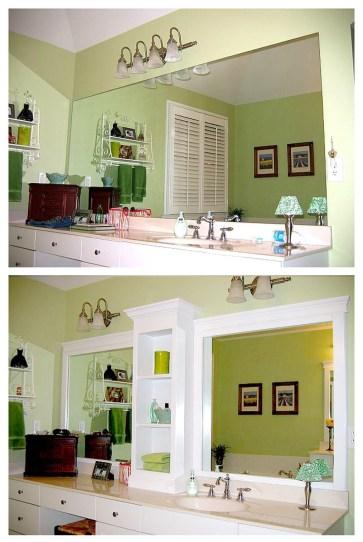 Inspiring Rustic Bathroom Vanity Remodel Ideas 07