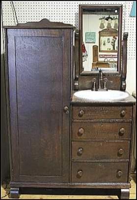 Inspiring Rustic Bathroom Vanity Remodel Ideas 26