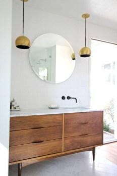 Inspiring Rustic Bathroom Vanity Remodel Ideas 46