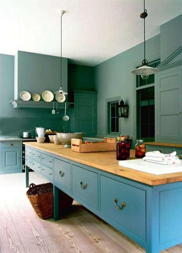Inspiring Traditional Victorian Kitchen Remodel Ideas 46