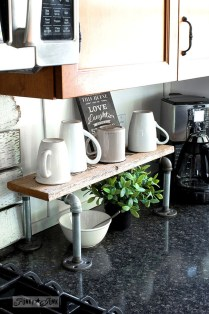 Modern Industrial Farmhouse Decoration Ideas 24